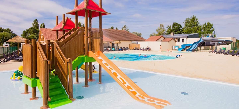 Paddling pool for children