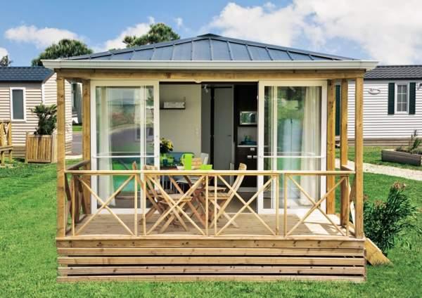 Big O'Hara mobile home