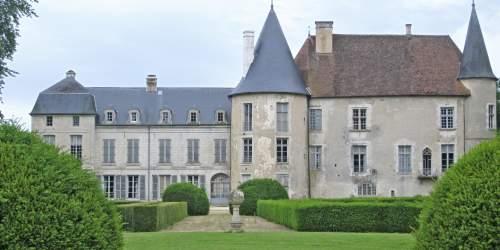 Château de Ricey-bas
