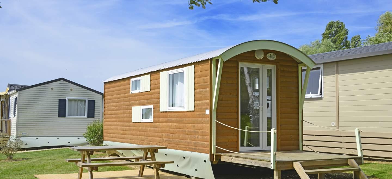 Atypical gypsy caravan