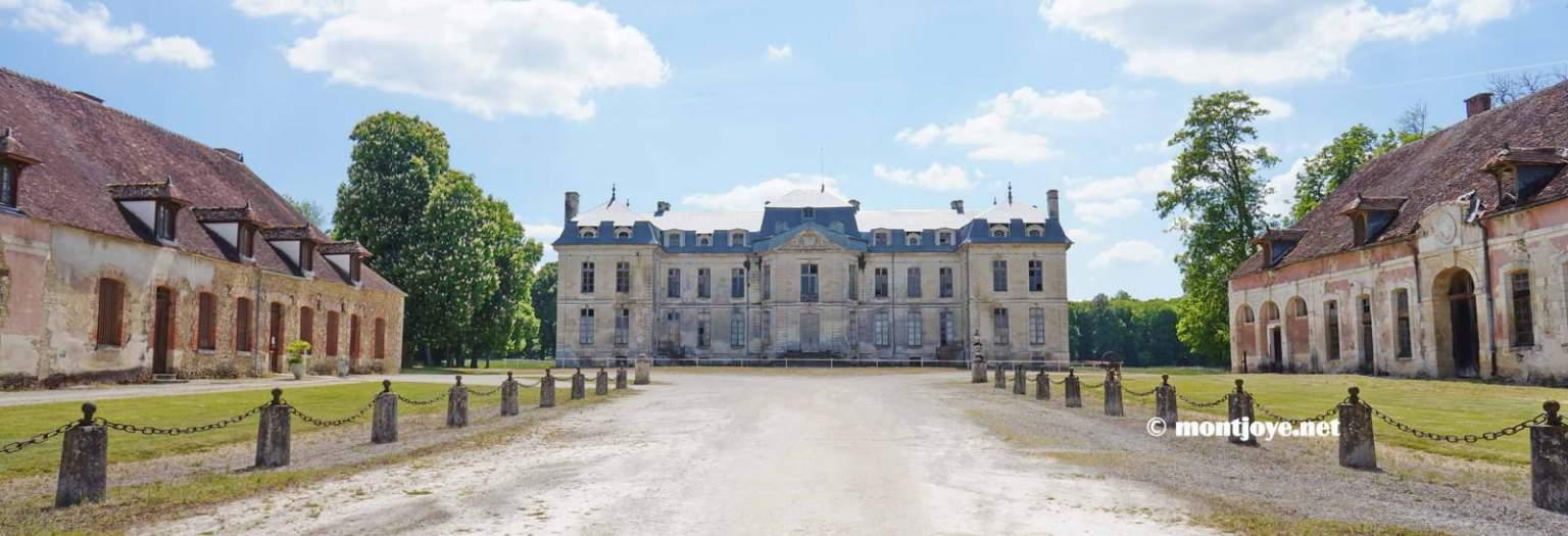 Un patrimoine riche : le Château de Vaux